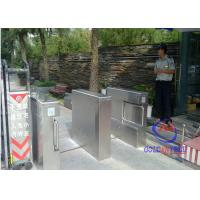 Wholesale Water proof stainless Swing Barrier Gate , Swimming Hall swing arm barrier from china suppliers