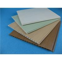 Wholesale Moistureproof PVC Ceiling boards film coated 250mm x 8mm x 2900mm from china suppliers