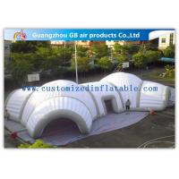 Wholesale Digital / Silk / Hand Printing Giant Inflatable Beam Tent Inflatable Dome Buildings from china suppliers