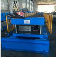 Quality Sheet Length 2000 - 6000mm Press Punching PLC Cable Tray Machine Gear Box Driven for sale