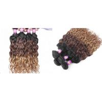 Wholesale Spring Curl Funmi Grade 7A Virgin Hair Two Tone 100g 14 Inch Length from china suppliers