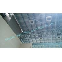 Welded Or Hot Rolled, Railway Station, Q235 & Q345 Structural Metal Truss Warehouse