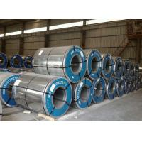 Wholesale Regular Spangle Electro Galvanised Steel Coils , Galvanized Sheet Metal Rolls from china suppliers