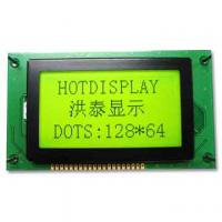 Graphic  LCD  Module   LCM  12864A