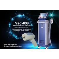 Wholesale 600W Micro Channel 810nm Diode Laser Hair Removal Machines With German Laser from china suppliers