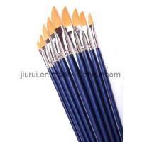 Buy cheap Golden Nylon Hair Brush Set from wholesalers
