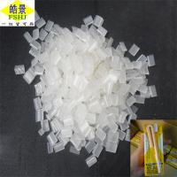 Wholesale Pure Transparent Non Toxic Hot Melt Pellets For Beverages Straw from china suppliers