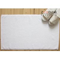 Buy cheap 200 Gram Plain Weave Hotel Collection Bath Sheets OEM / ODM Available from wholesalers