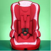 Wholesale Purple Red HDPE Printed Infant Car Seats Vehicle Mounted For 9 ~ 26 KG from china suppliers