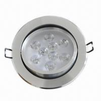 Wholesale High-power 9W Cree LED Downlight from china suppliers