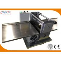 Buy cheap V Cut PCB Separator PCB Depanelizer Machine With High speed steel from wholesalers