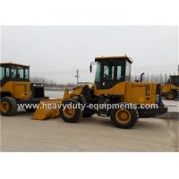 Wholesale SDLG wheel loader LG918 with 1m3 bucket capacity belongs to VOLVO from china suppliers