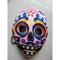 Wholesale Halloween Venetian Masquerade Carnival Full Face Classic Peking Opera Mask from china suppliers
