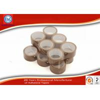 Wholesale 48mm Width Water Glue BOPP Packaging Tape Dark Brown Color from china suppliers