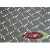 Wholesale 5052 6061 Construction Embossed Aluminium Sheet In Diamond Pattern from china suppliers