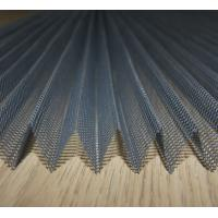 Wholesale fiberglass plisse insect screen,Pleated Window Screen,16*18 Folding Insect Screen from china suppliers
