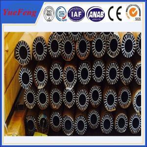 Wholesale Hot! aluminium radiator heatsink supplier, round shape hollow aluminium heatsinks supplier from china suppliers