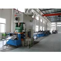 Wholesale Full Automatic Perforated Type Cable Tray Roll Forming Machine 8-15m/min from china suppliers