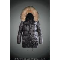 Wholesale wholesale designer moncler women down jacket with big raccoon fur from china suppliers
