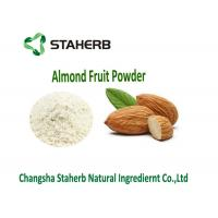 Off - White Color Excipient Almond Protein PowderNo Lumps / Visible Impurities