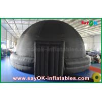 Wholesale School / Showing Portable Dome Inflatable Planetarium With Mobile Projector from china suppliers