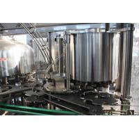 Wholesale Fully Automatic POP / Tin Can Energy Drink Filling Machine 4000BPH PLC Control from china suppliers