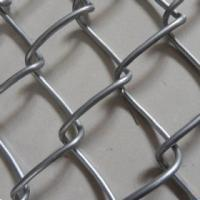 Wholesale 3.76mm - 50x50mm chain link fence Cyclone Fence For Sale from china suppliers
