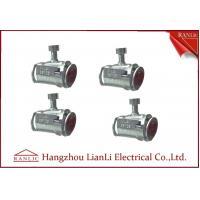 """Wholesale Insulated 1/2"""" 3/4"""" Steel NM and MC Cable Connector With Duplex Hex Head from china suppliers"""
