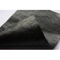 Quality Heavy Duty PP Material Woven Geotextile Fabric , Sun Resistant Weed Suppressing Membrane for sale