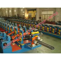 Wholesale Warehouse Storage Pallet Rack Roll Forming Machine 380V / 50Hz from china suppliers