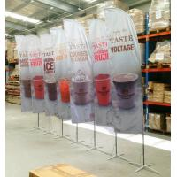 Wholesale Full Printed Polyester Beach Flag Banner , Flying Banners And Flags Outdoors & Accessories from china suppliers