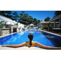 Wholesale Large Swimming Pools Design plans / swimming pool construction for Holiday Resort or SPA from china suppliers