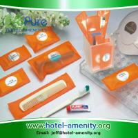 Wholesale Eco-friendly design luxury hotel amenities used for 4-5 star hotel from china suppliers