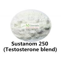 Wholesale Positive Testosterone Blend 250 Raw Steroid Powders Sustanon Anabolic Injectable Steroids Hormone from china suppliers