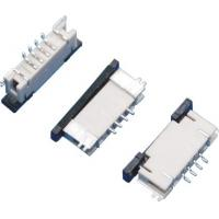 Wholesale 1.0mm Pitch FPC Connector 4Pins Board to Board Connector Under Lock SMT Type from china suppliers