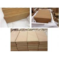 Wholesale Popular Sandstone--Yellow Wooden Sandstone Tile On Promotion from china suppliers