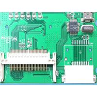 Wholesale FR4 Simple Single Sided Power Supply PCB Board Online Quote Purple Soldermask from china suppliers