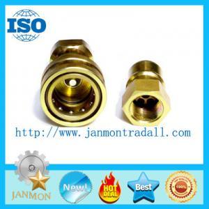 Wholesale Quick Connect Coupling(KSB Series),Brass quick coupling,Brass pipe fitting,Brass connect coupling,Brass fitting from china suppliers
