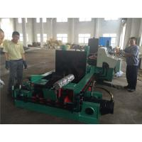 Wholesale Pushing - Out Discharging Plc Control Scrap Baling Machine Hydraulic Drive from china suppliers