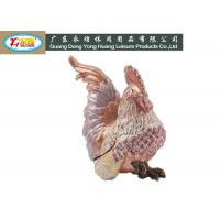 Wholesale Animal tyle cock shapde Lead Weights with antimony alloy material from china suppliers