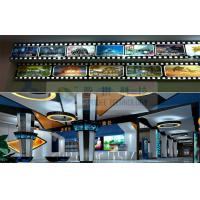Wholesale Realistic 4D Cinema System with IMAX Screen , Latest Movies , NEC / Panasonic Projector from china suppliers