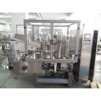 Wholesale Servo Motor Control Cream Tube Filling Machine Φ5mm-Φ60mm Tube Sealing Machine from china suppliers