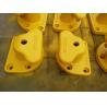 Buy cheap Yellow Mooring Components Marine Single Tee Head Dock Bollard from wholesalers