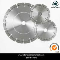 Quality crack chaser blade/tuck point daimond saw blade for grooving stone for sale