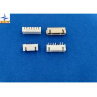 Wholesale Pitch 2.50mm PCB connector, single row 180° wafer  connector, XH shrouded header from china suppliers