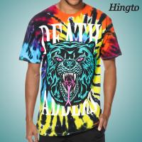 Quality Custom 3D Men's Printing Sublimated Sports Clothing , Anti-Shrink T-Shirt for sale