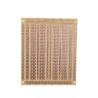 Quality FR-1 UL94 V0 Electronics PCB Breadboard , Copper Base PCB Board Prototype for sale