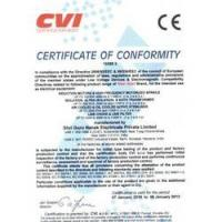 Shenzhen Fieaon Optoelectronic Co., Ltd. Certifications