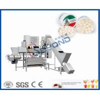 Wholesale Butter / Cheese Processing Plant Cheese Making Equipment , 20000L/D Mutifuntional Cheese Processing Equipment from china suppliers
