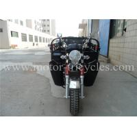 Wholesale Iron Rim 163FML Engine Motorized Cargo Trike , Trike Scooters For Adults from china suppliers